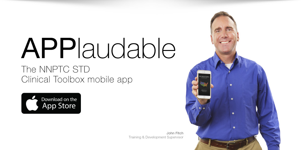 STD clinical mobile app